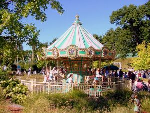 Carousel Amusement Park Connecticut