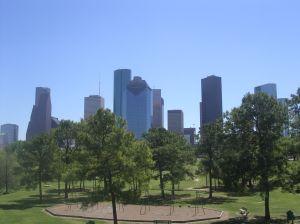 Downtown Houston Park