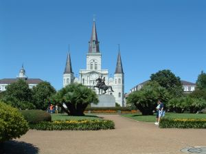 New Orleans Historic Park