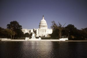 United States Capitol Washington DC